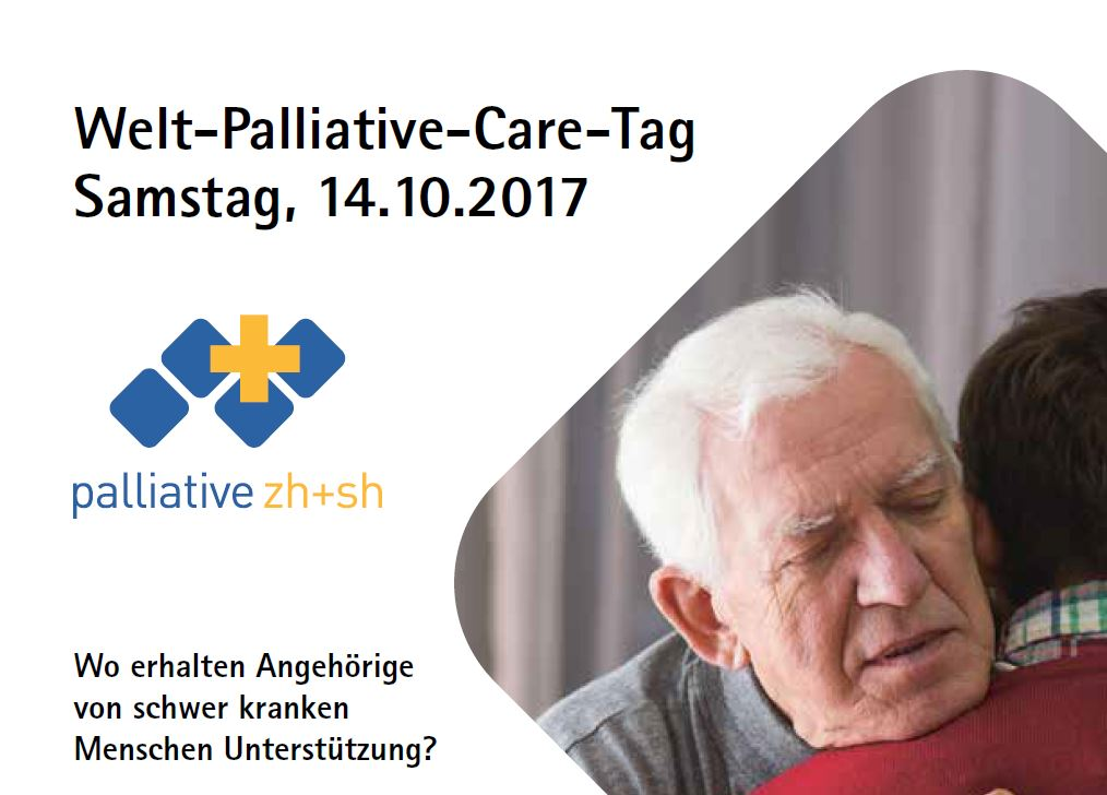 2017 Welt Palliative-Care-Tag palliative zh+sh